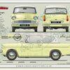 Ford Anglia 105E 1959-67 classic
