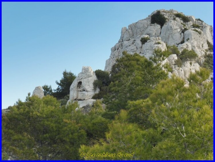 Le David des Calanques, le retour !