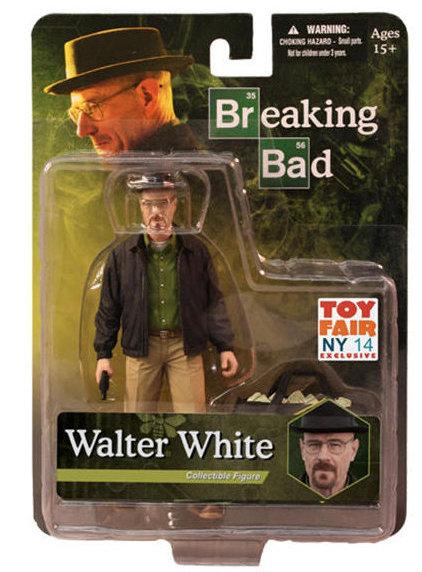 Breaking Bad - les figurines