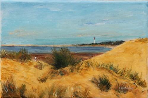 Le banc de sable