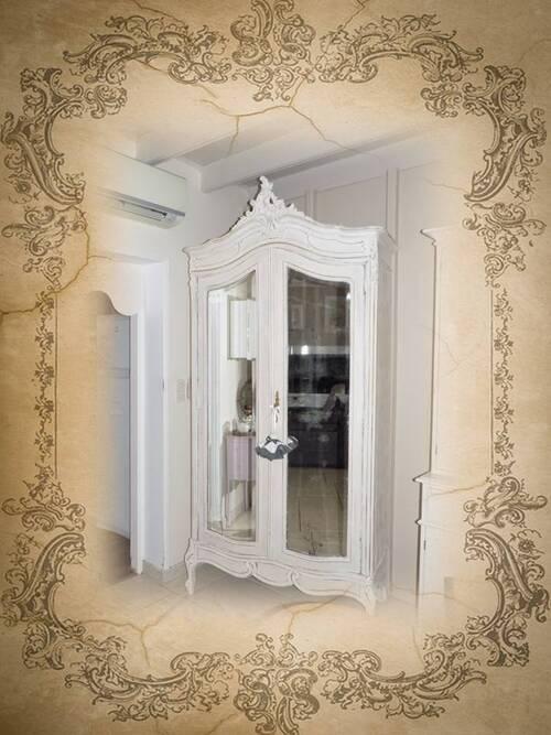 Mon armoire, ma précieuse