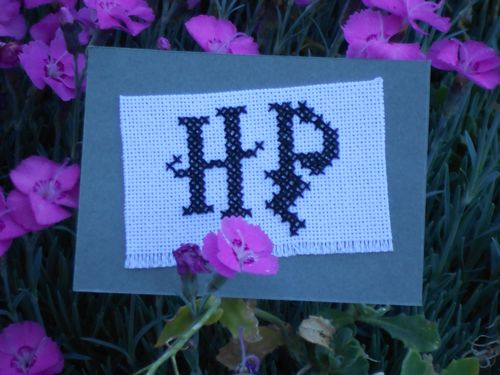 ATC Harry Potter.