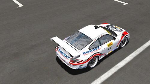 Team Carsport Racing Porsche Cup