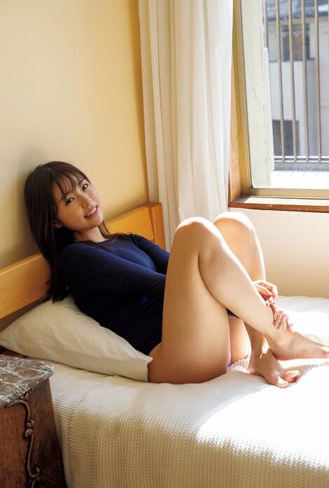 WEB Magazine : ( [FRIDAY Digital - Gravure] - |FRIDAY - 13/03/2020 - Natsuki Kawamura : 川村那月 カメラの前で見せた初めての限界超えセクシー| )
