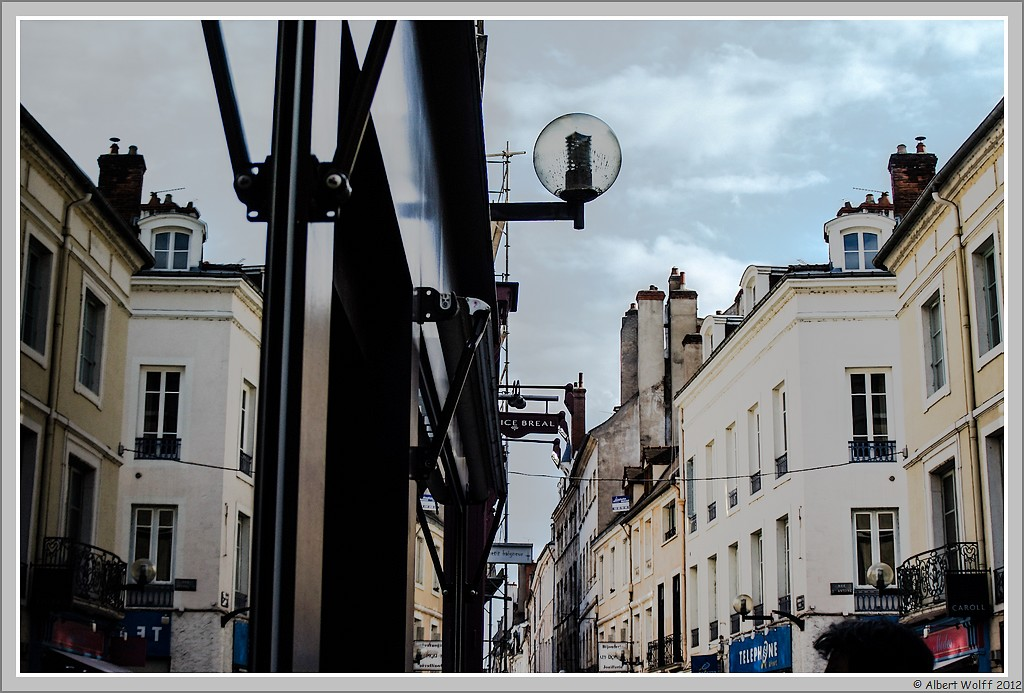 Chalon - reflets d'une ville