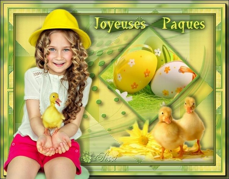 * Mes Créas Pâques N°3 *
