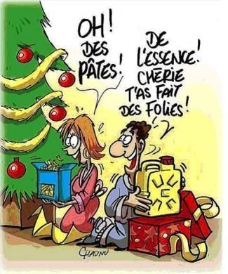 Alors Noël ??? C'était comment ???