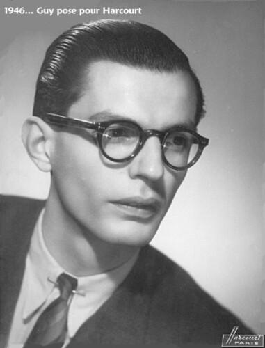 Guy Harcourt Paris ° légende
