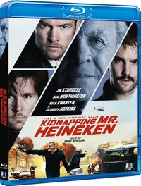[Test Blu-ray] Kidnapping Mr. Heineken