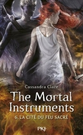 The mortal instruments, tome 6, de Cassandra Clare