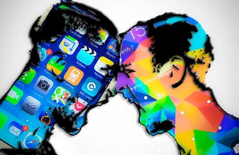 Oser comparer un iPhone 7 et un Galaxy Note 7...