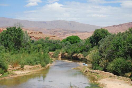 La vallée du Dadès