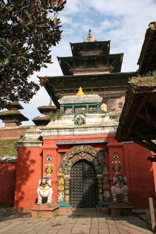 le centre historique de Kathmandu