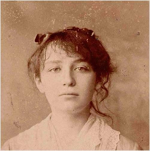 8 décembre 1864 : naissance de Camille Claudel