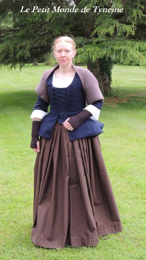 Costume 18ème - Lallybroc'h