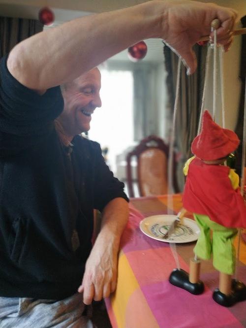 LE GRAND marionnetiste ;-)