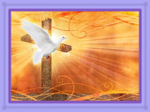 Le Saint-Esprit est votre soutien