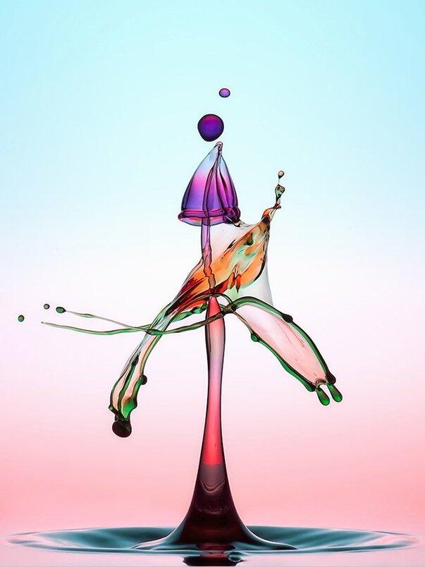 Markus Reugels liquid art