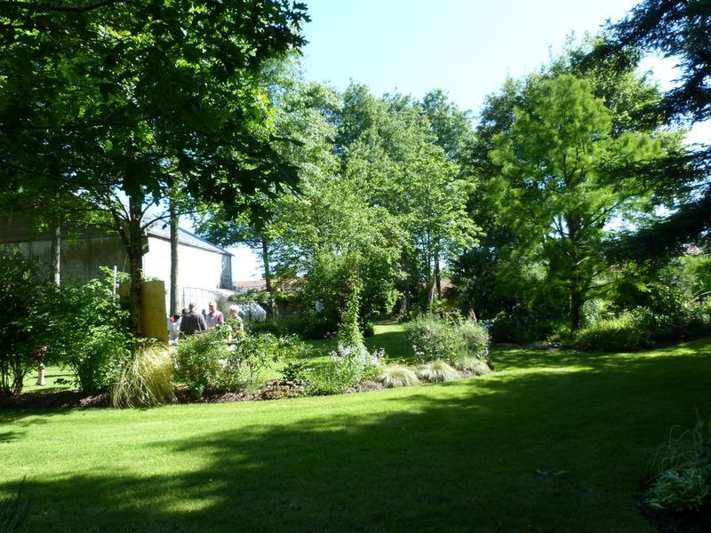 Au jardin de Mary et Joël