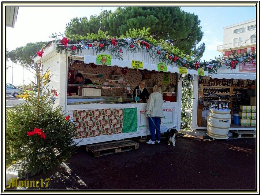 Les décorations de Noël à Royan