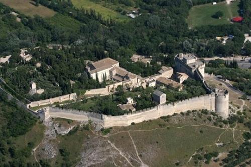 Visite d'Avignon...