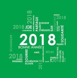 Cartes de Voeux 2018