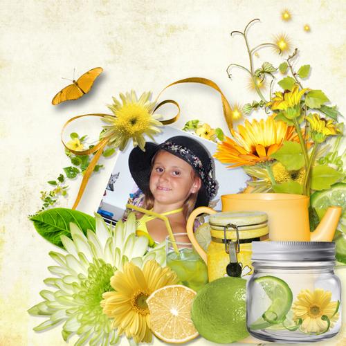 Mojito citron