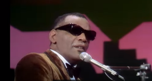 """Ray Charles """"If It Wasn't For Bad Luck"""""""