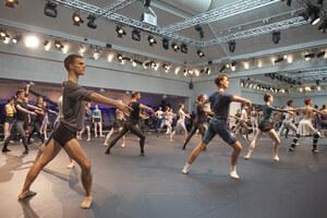 dance ballet class royal ballet