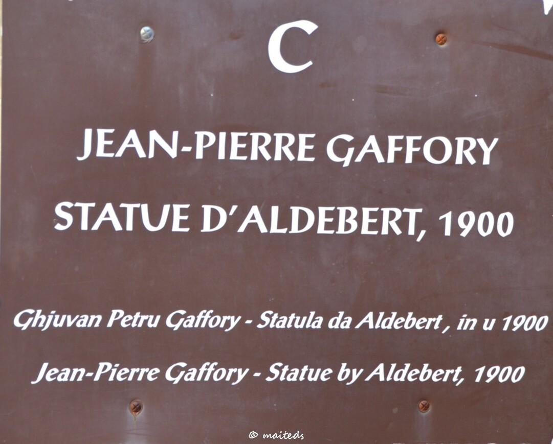 Le Général Jean-Pierre Gaffory Corte Corse