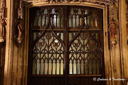 L'intérieur de la Cathédrale Ste Cécile d'Albi