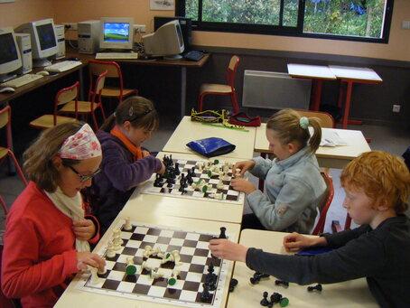Séances d'échecs
