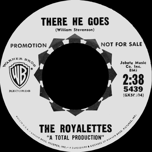 "The Royalettes : Album "" It's Gonna Take A Miracle "" MGM Records SE-4332 [ US ]"