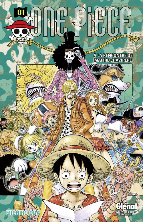 One piece - Tome 81 - Eiichiro Oda