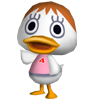 Pompom animal crossing WII