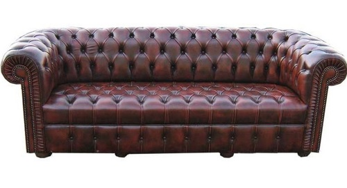 Le savoir-faire du canapé Chesterfield