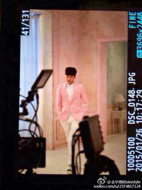 15.01.26 - Myungsoo pour Vinistyle