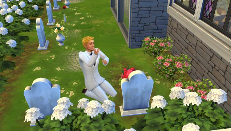 Sims 4, 72 heures chrono pour se marier part.2