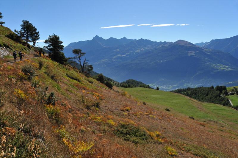 Un air d'Italie : le refuge du mont Fallère (#2)