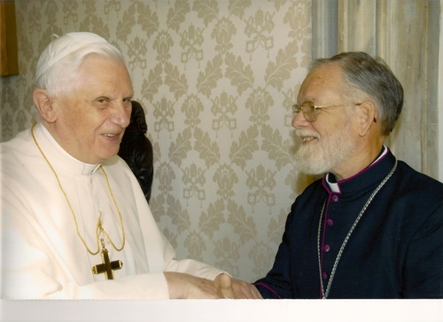 Monseigneur Jean GARDIN ordonné évêque de la Likouala
