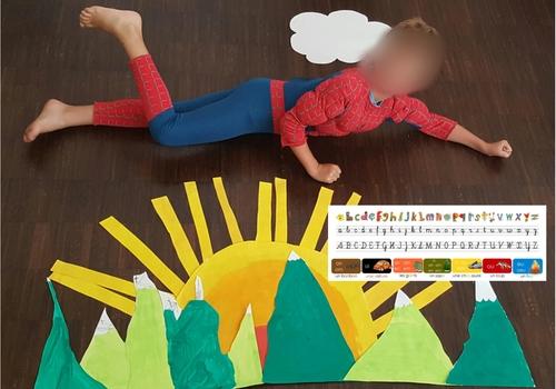 La gourde super-héros
