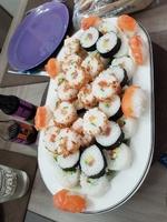 Riz à sushis/makis