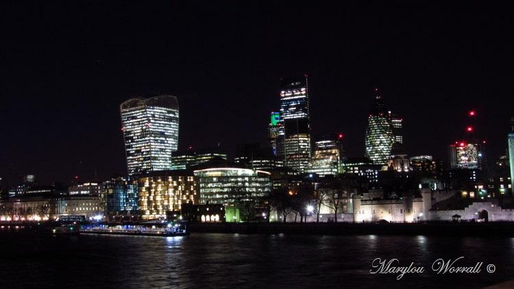 Londres : The Sky Garden