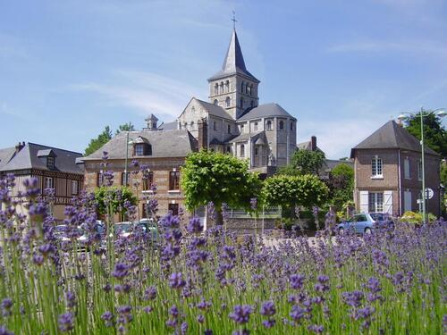 Héricourt-en-Caux  (Seine-Maritime)