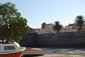 Peniche - Portugal - Les remparts