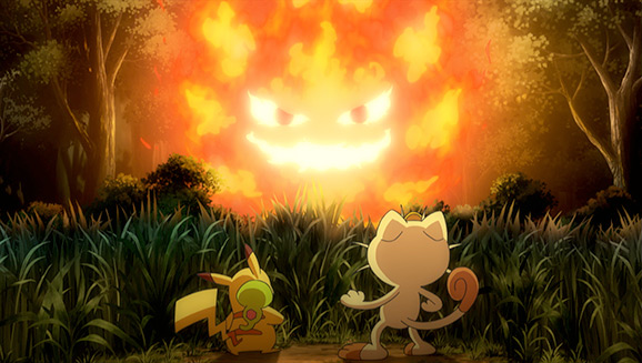 Pokémon - 19x05 - Fais un petit rêve pour moi !