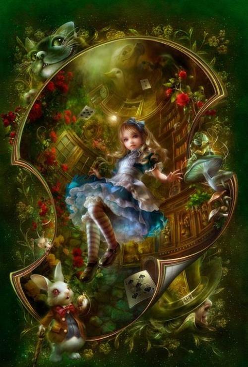Images féériques et fantasy