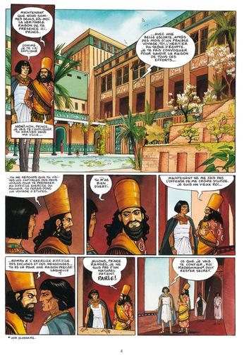 Hori ou le courroux d'Istar d'Isabelle Dethan - Sur les terres d'Horus, tome 6
