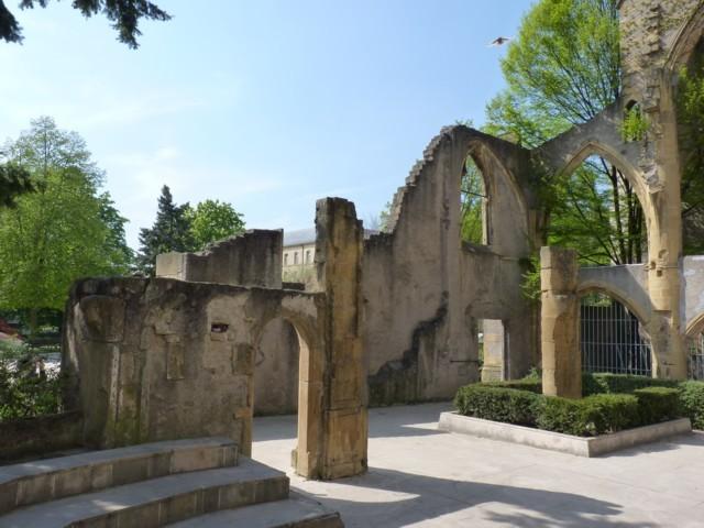 Metz église Saint-Livier mp13 - 16
