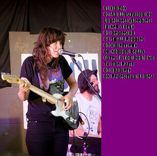 Live : Courtney Barnett - World Cafe Melbourne - 27 janvier 2017
